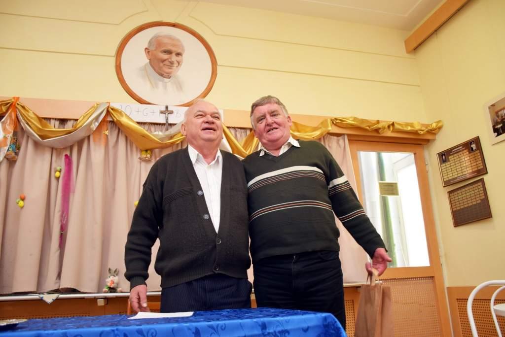 Dr. Pánczél Gyula tüdőgyógyász tartott előadást a Wojtyla Házban