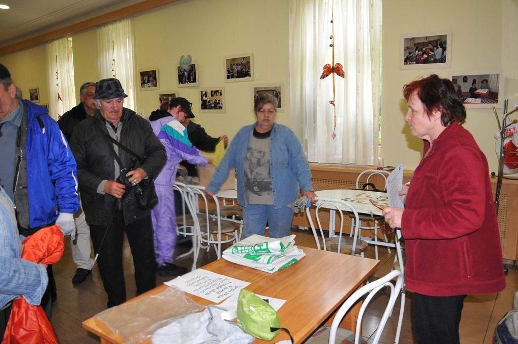 A Wojtyla Ház családja is részt vett a Teszedd! akción