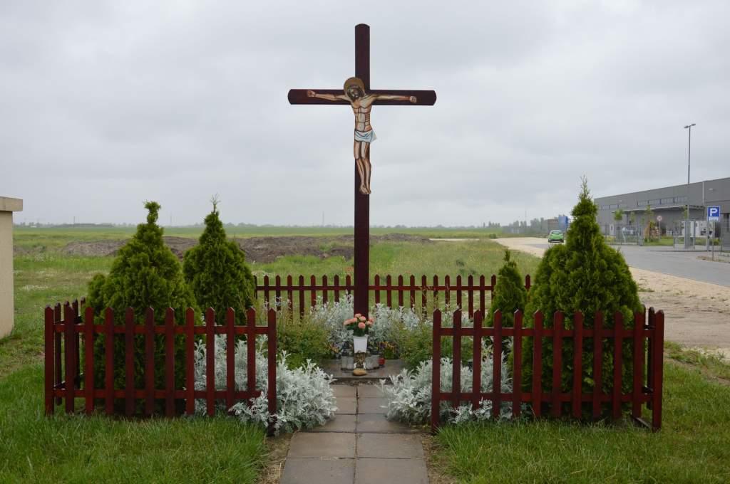 Porta-megemlékezés a Tormási-keresztnél