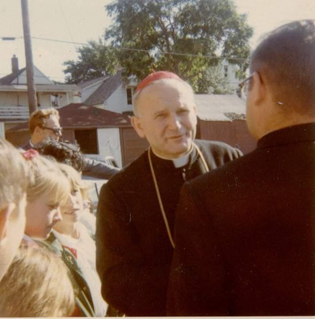 """II. János Pál és az """"Új Teológia"""""""