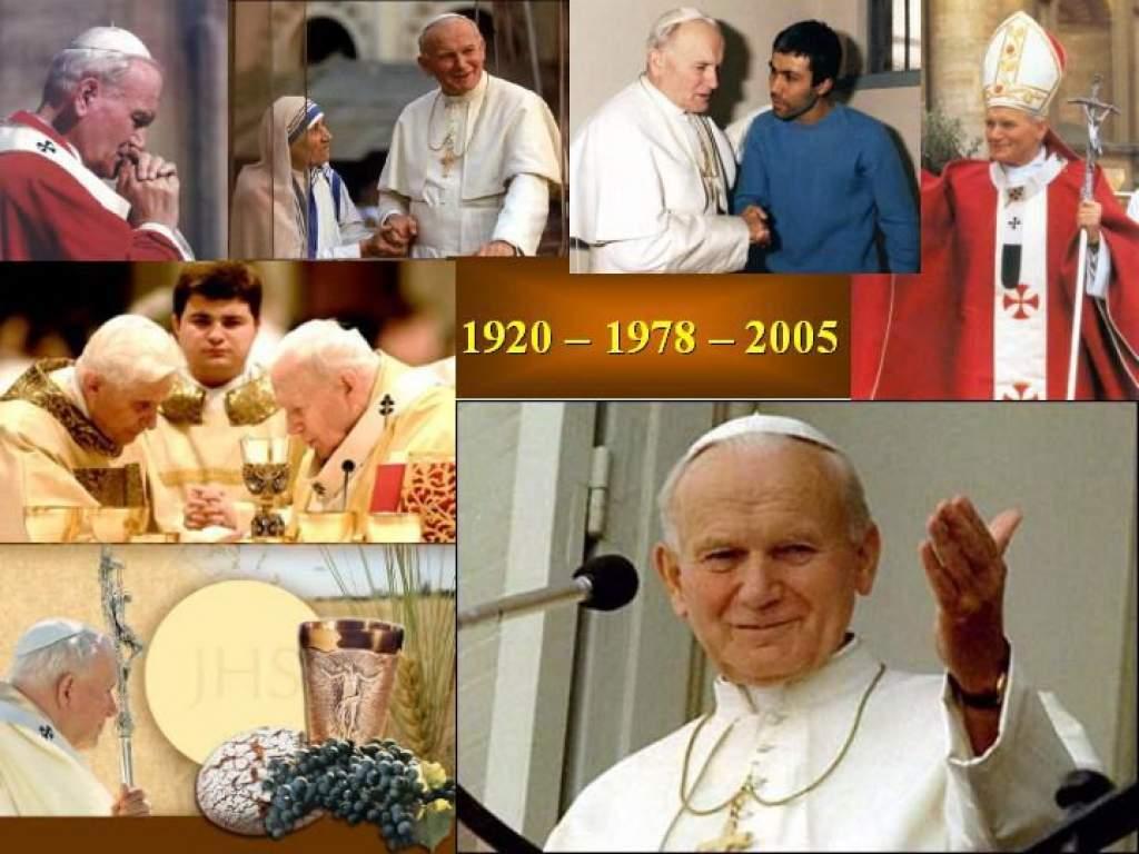 II. János Pál pápaságának főbb eseményei