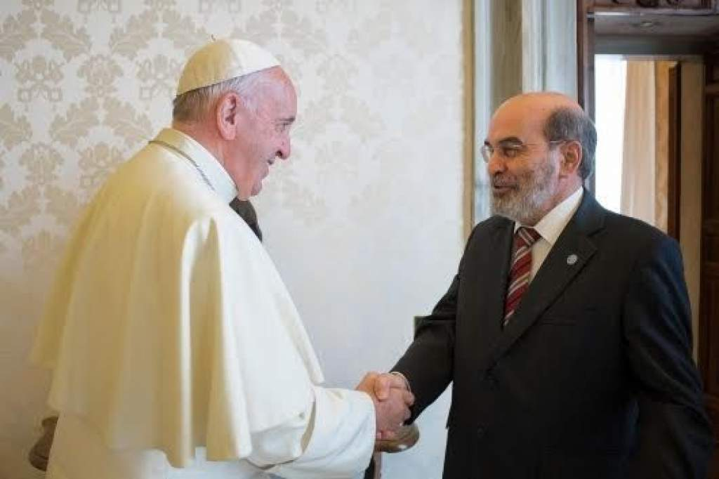 Ferenc pápa üdvözölte az ENSZ FAO szerepvállalását a földközi-tengeri menekültválságban