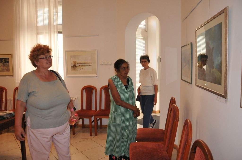 A KEFAG Zrt. kiállítását tekintette meg a Wojtyla Ház csapata