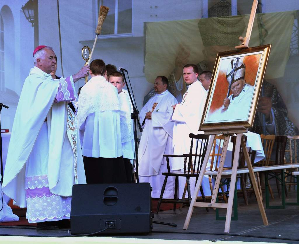 II. János Pál pápa végrendelete -  Totus tuus ego sum