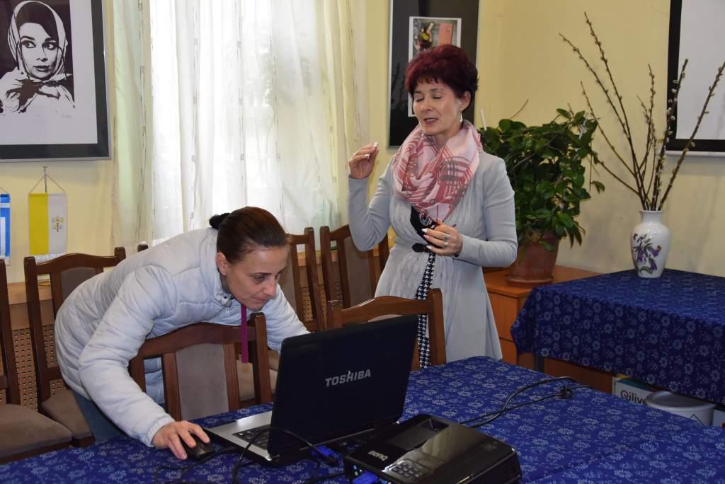 Hallásszűrés a Wojtyla Házban