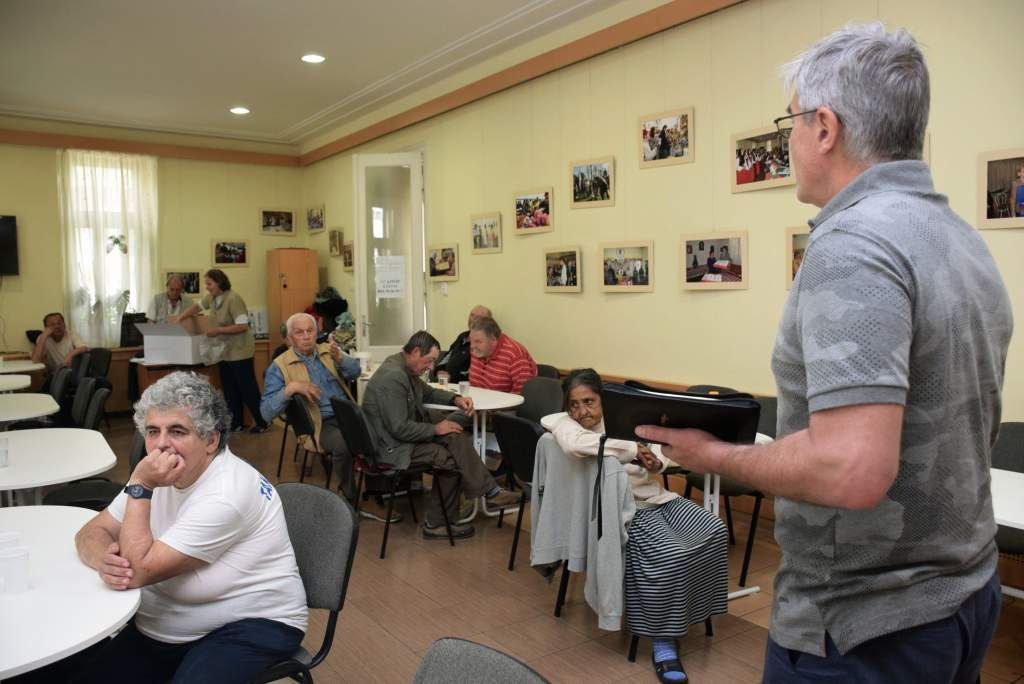 Jób élete került terítékre Szabó Antal bibliaóráján