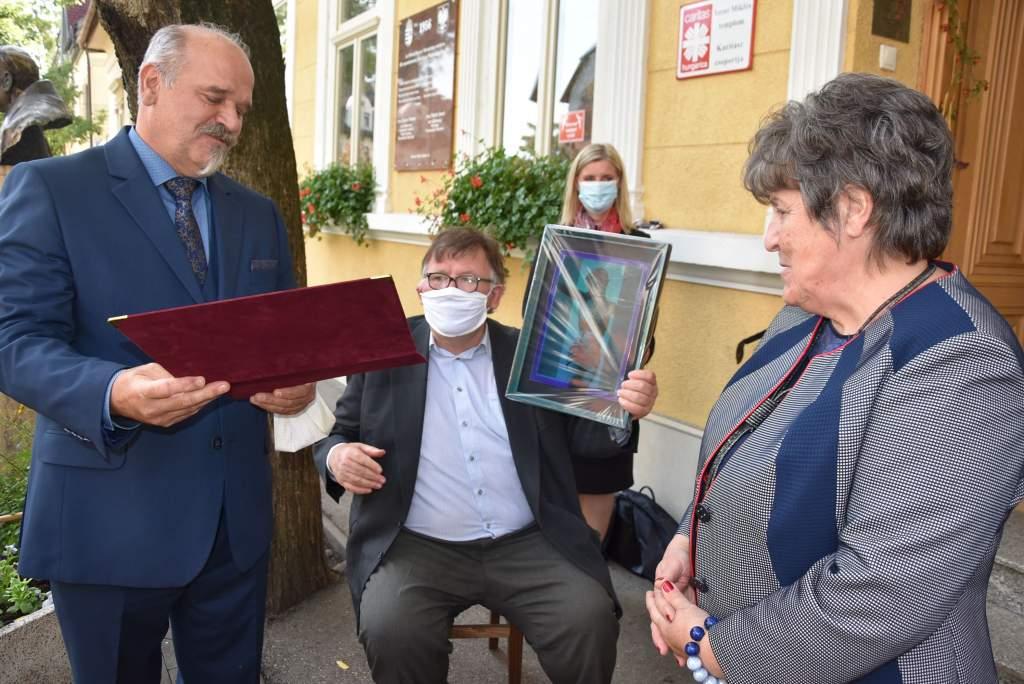 Átadták az Assisi Szent Ferenc-emlékdíjat