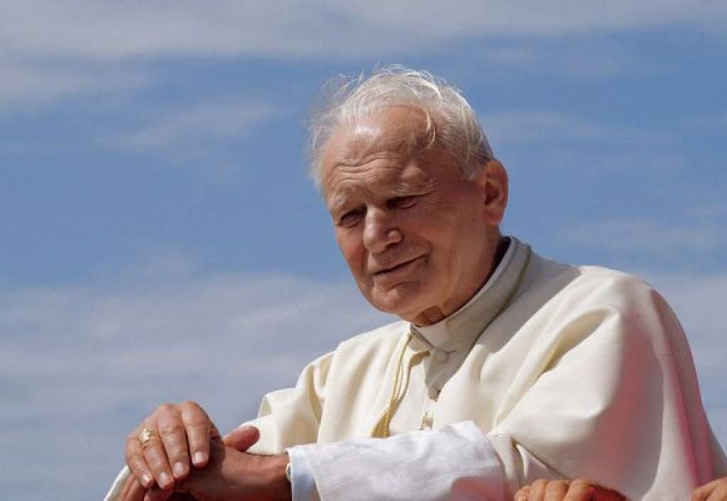 Október 22.: Szent II. János Pál pápa emléknapja