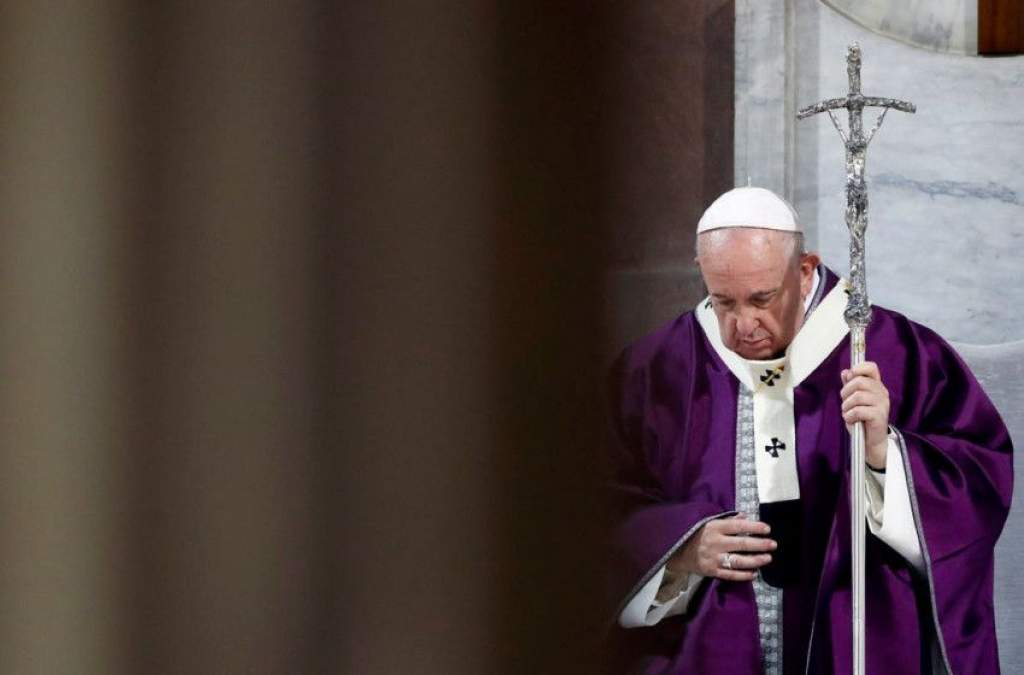 A hit, a remény és a szeretet megújításának ideje – Ferenc pápa nagyböjti üzenete