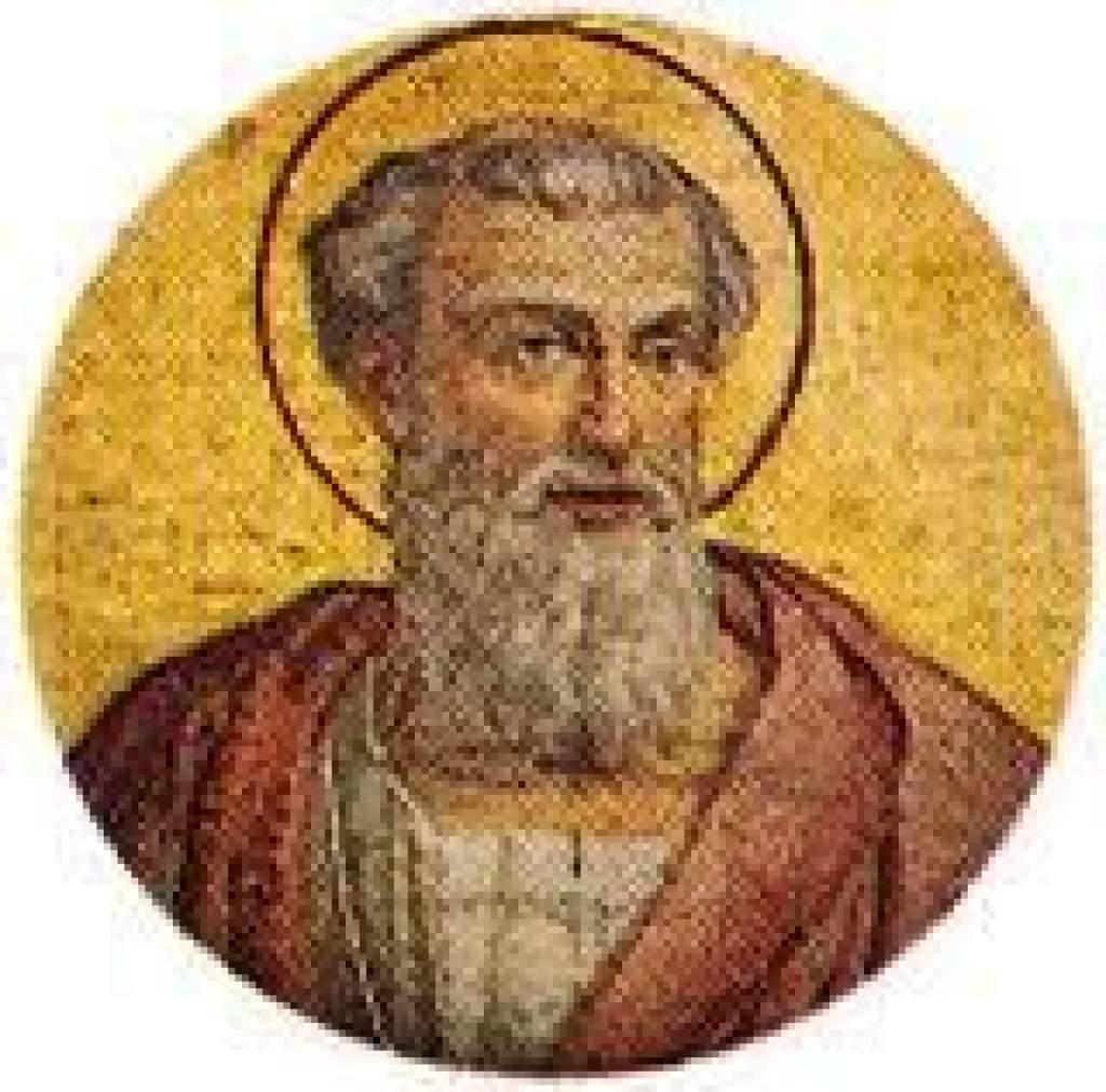A NAP SZENTJE: SZENT PONTIANUS PÁPA és SZENT HIPPOLITUS PAP