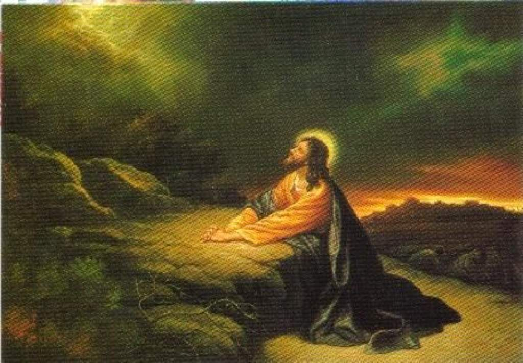 """Napi evangélium """"Mi dolgunk veled, názáreti Jézus? Tudom, ki vagy: az Isten Szentje."""""""