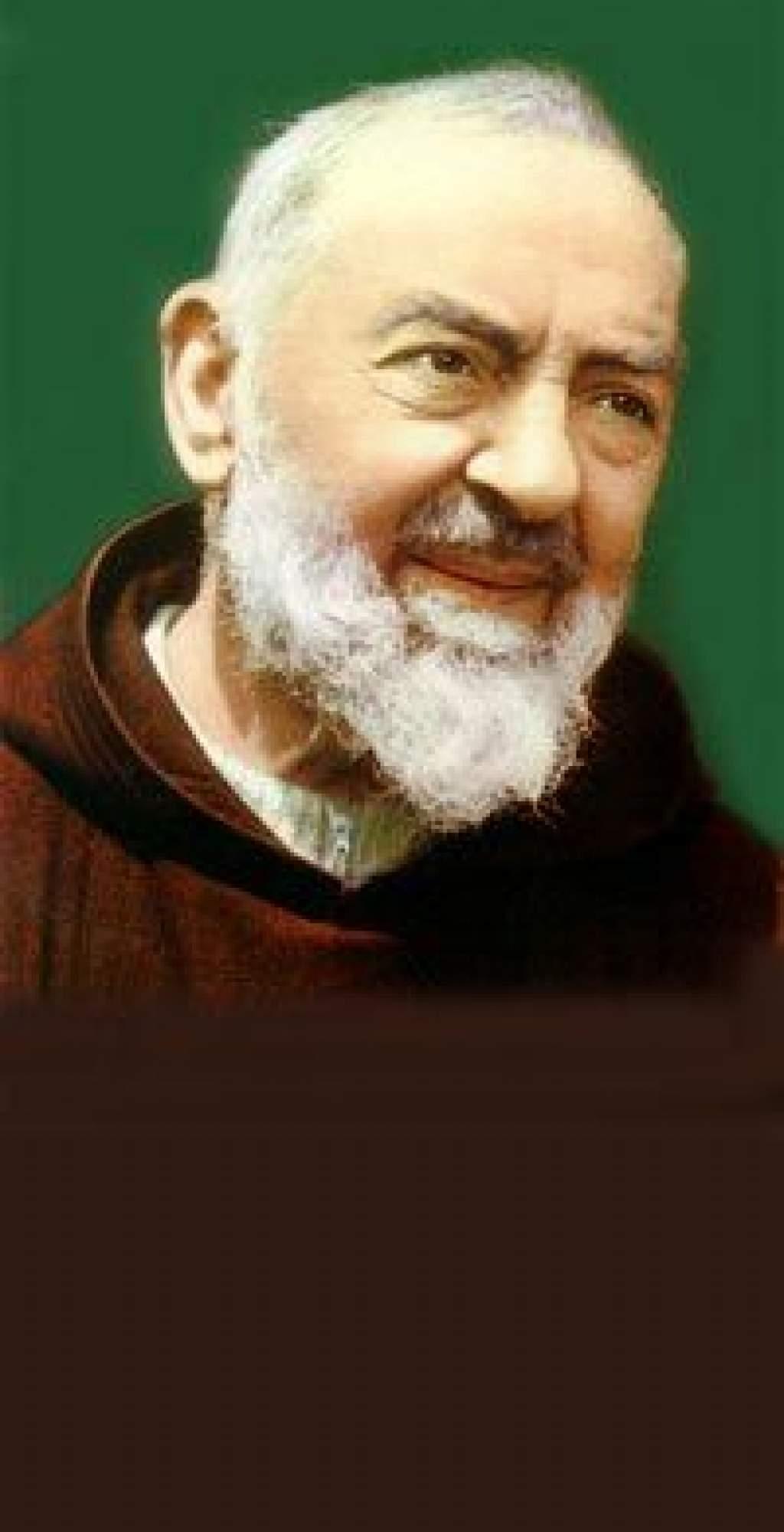 A NAP SZENTJE: Pietrelcinai szent Pio szerzetes