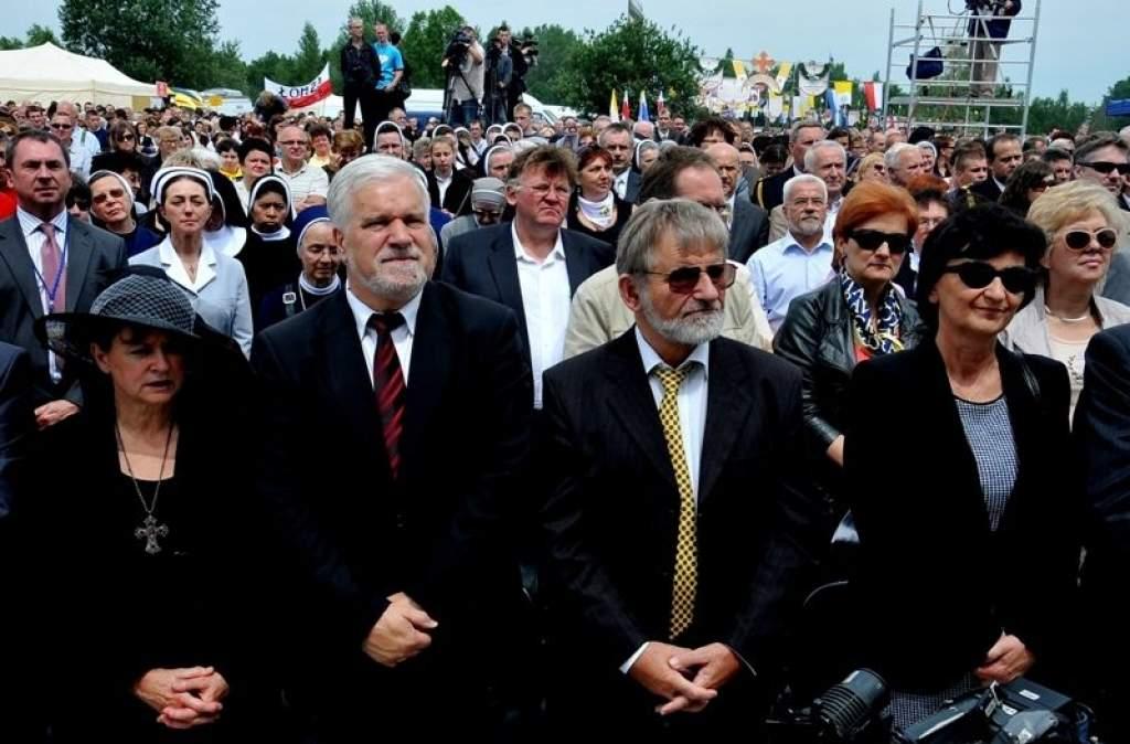 Legiewnikiben az Isteni Irgalmasság fővárosában járt a Wojtyla Ház delegációja