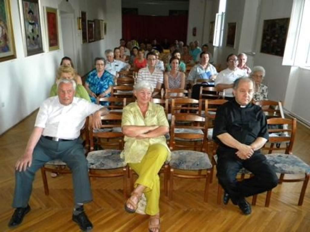 Kalocsa-Kecskeméti Főegyházmegye:  tényfeltáró előadás a Főszékesegyház rekonstrukciójáról