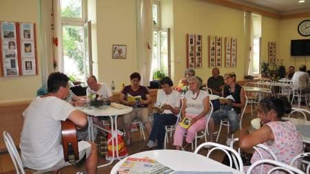 Kulturális programokon vett részt a Wojtyla Ház családja délelőtt