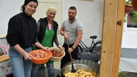 Paprikás krumpli Kecskemét első egészséges gyorsétterme felajánlásával